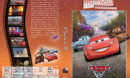 Cars 2 (2011) R2 German Custom Cover