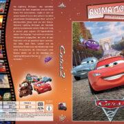 Cars 2 (2011) R2 German Custom Cover