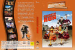 Chicken Run – Hennen rennen (2000) R2 German Custom Cover