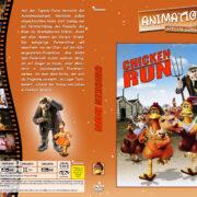 Chicken Run - Hennen rennen (2000) R2 German Custom Cover