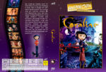 Coraline (2009) R2 German Custom Cover