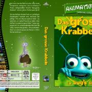 Das große Krabbeln (1998) R2 German Custom Cover