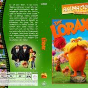 Der Lorax (2012) R2 German Custom Cover