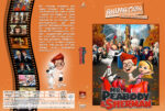 Die Abenteuer von Mr. Peabody & Sherman (2014) R2 German Custom Cover