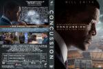 Concussion (2015) R1 Custom Cover & label