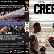 Creed (2016) R1 Custom cover & label