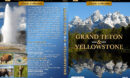 Grand Teton & Yellowstone National Parks (2009) R1 Custom Cover & labels