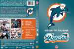 The History of the Miami Dolphins (2010) R1 Custom Cover