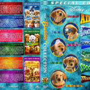 Buddies Collection (6-movie-set) (2006-2012) R1 Custom Cover