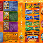 Buddies Collection (7-movie-set) (2006-2013) R1 Custom Cover