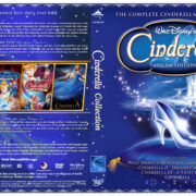 The Complete Cinderella Collection (1950-2015) R1 Custom Cover