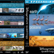 DisneyNature Collection (4-disc-set) (2007-2011) R1 Custom Cover