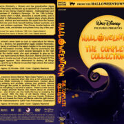 Halloweentown: The Complete Collection (1998-2006) R1 Custom Cover