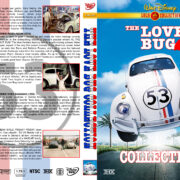 The Love Bug Collection (1969-2005) R1 Custom Cover