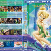 TinkerBell Collection (4-disc-set) (2008-2012) R1 Custom Covers
