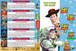 Toy Story Collection (1996-2014) R1 Custom Cover