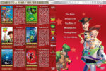 Disney / Pixar Collection – Set 1 (1995-2004) R1 Custom Cover