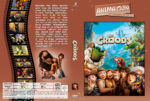 Die Croods (2013) R2 German Custom Cover