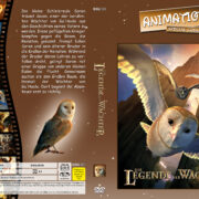 Die Legende der Wächter (2010) R2 German Custom Cover