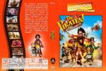 Die Piraten! Ein Haufen merkwürdiger Typen (2012) R2 German Custom Cover