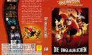 Die Unglaublichen (2004) R2 German Custom Cover
