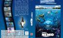 Findet Nemo (2003) R2 German Custom Cover