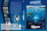Findet Nemo (2003) R2 German Custom Cover