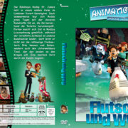Flutsch und weg (2006) R2 German Custom Cover