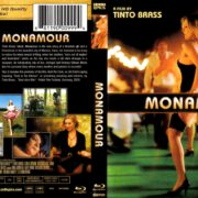 Monamour (2005) R1 Blu-Ray Cover & Label