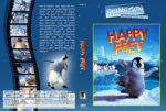 Happy Feet (2006) R2 German Custom Cover