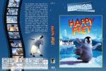 Happy Feet (2006) R2 German Custom Cover