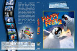 Happy Feet 2 (2011) R2 German Custom Cover