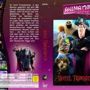 Hotel Transsilvanien (2012) R2 German Custom Cover