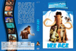 Ice Age (2002) R2 German Custom Cover