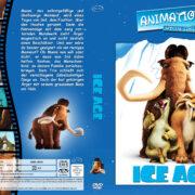 Ice Age (2002) R2 German Custom Cover