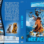 Ice Age 4 – Voll verschoben (2012) R2 German Custom Cover