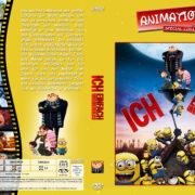 Ich – Einfach unverbesserlich (2010) R2 German Custom Cover
