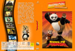 Kung Fu Panda (2008) R2 German Custom Cover