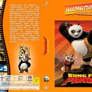 Kung Fu Panda (2008) R2 German Custom Cover
