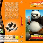 Kung Fu Panda 2 (2011) R2 German Custom Cover