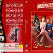 Lissi und der wilde Kaiser (2007) R2 German Custom Cover