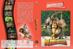 Madagascar (2005) R2 German Custom Cover
