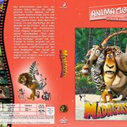 Madagascar (2005) R2 German Custom Cover
