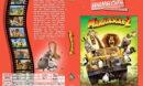 Madagascar 2 (2008) R2 German Custom Cover