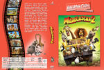 Madagascar 2 (2008) R2 German Custom Cover