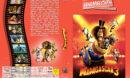 Madagascar 3: Flucht durch Europa (2012) R2 German Custom Cover