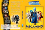 Megamind (2010) R2 German Cover