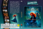 Merida – Legende der Highlands (2012) R2 German Custom Cover