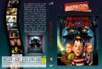 Monster House (2006) R2 German Custom Cover