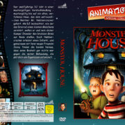 Monster House (2006) R2 German Custom Cover